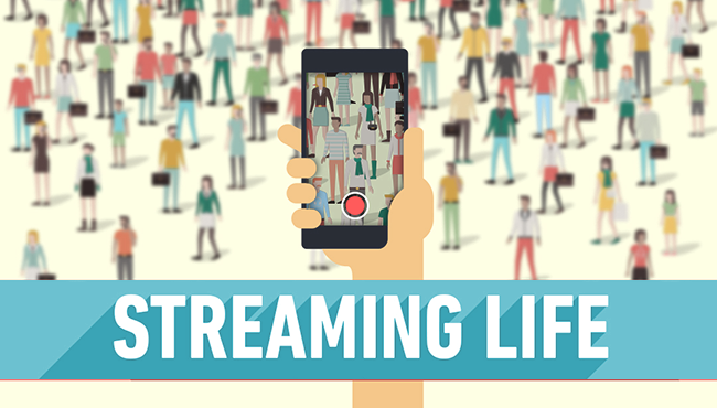 Life Streaming Technology