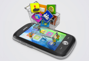 Mcommerce. Mobile Shopping