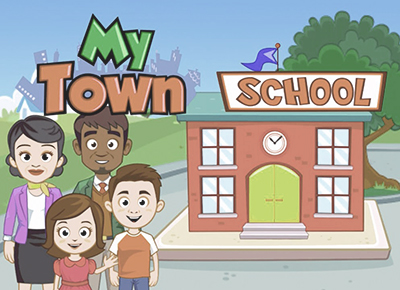 MyTown GeoLocator Game