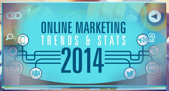 Online Marketing Trends and Stats